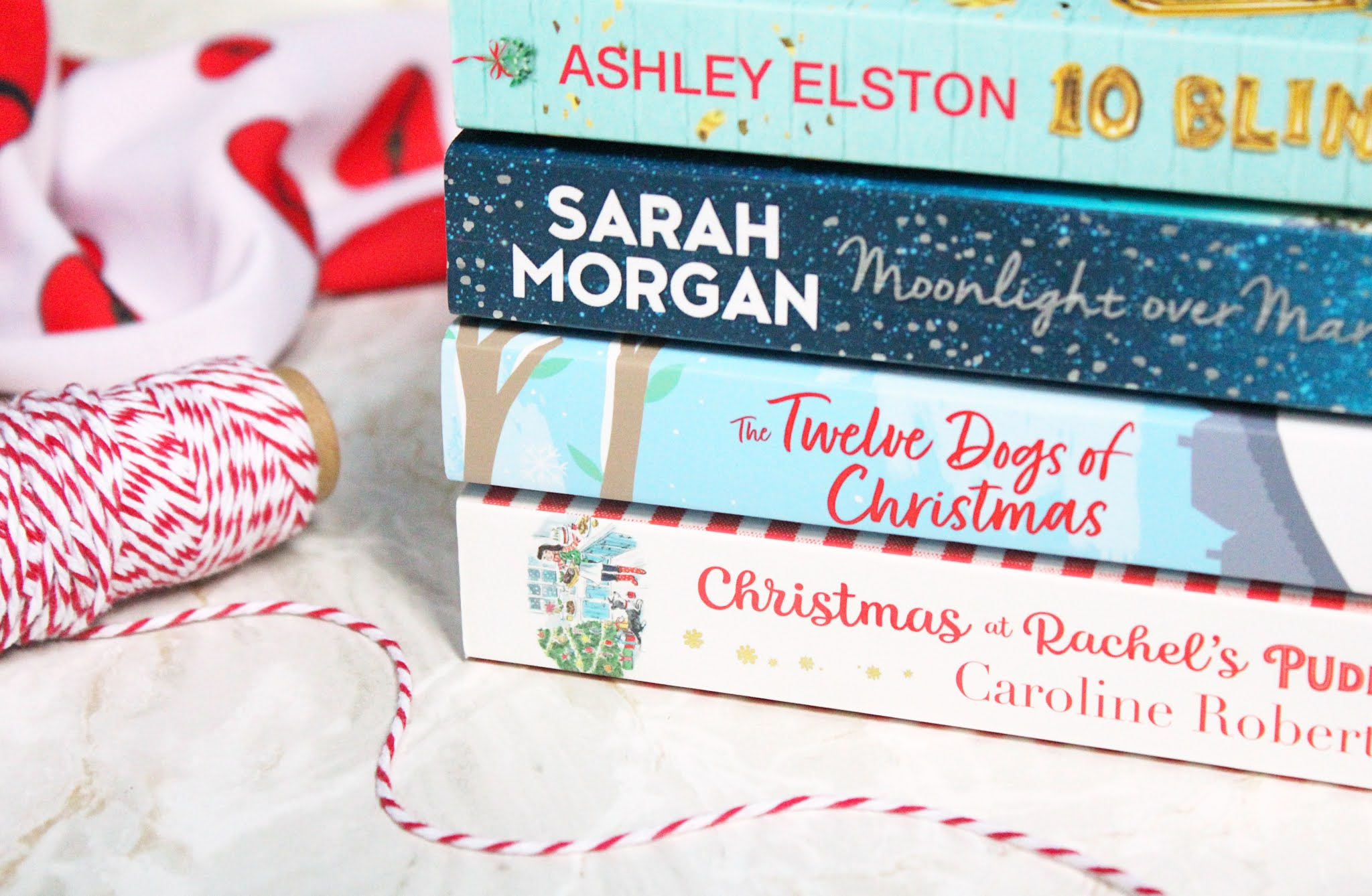 Books to Get You Festive in 2020