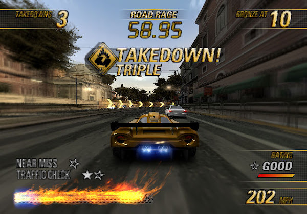Burnout Revenge (Jtag/RGH + DLC) XBOX 360 Screenshots #2