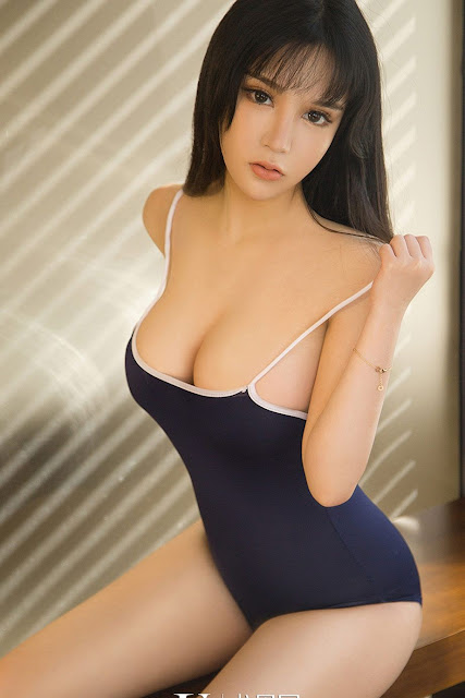 Hot and sexy big boobs photos of beautiful busty asian hottie chick Chinese booty model Qiao Yu Yu photo highlights on Pinays Finest sexy nude photo collection site.
