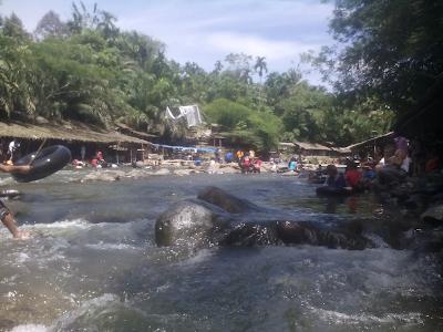 Pemandian Alam Barbarsari, Lokasi Wisata Keluarga Murah Meriah