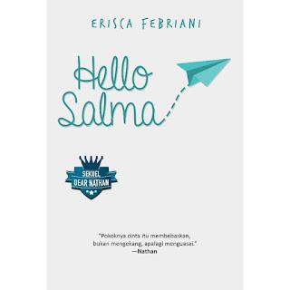 Review Novel Hello Salma Karya Erisca Febriani - serambicatatan.com