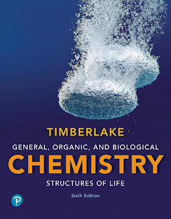General, Organic, and Biological Chemistry Structures of Life 6th Edition
