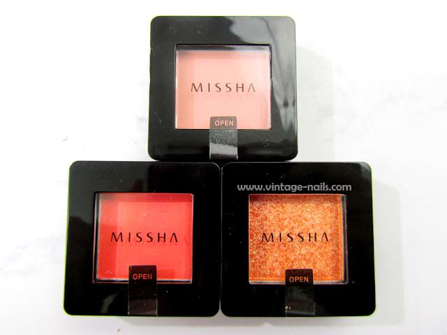 Missha, Modern Shadow, korean cosmetics, cosmetica coreana, sombra de ojos