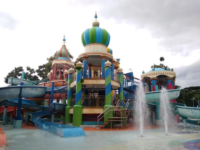 ciputra waterpark sinbad