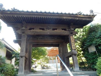 増上寺景光殿表門