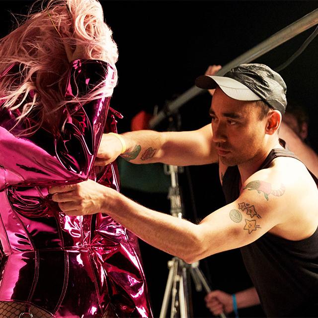 Dom Pérignon x Lady Gaga: Nicola Formichetti Interview