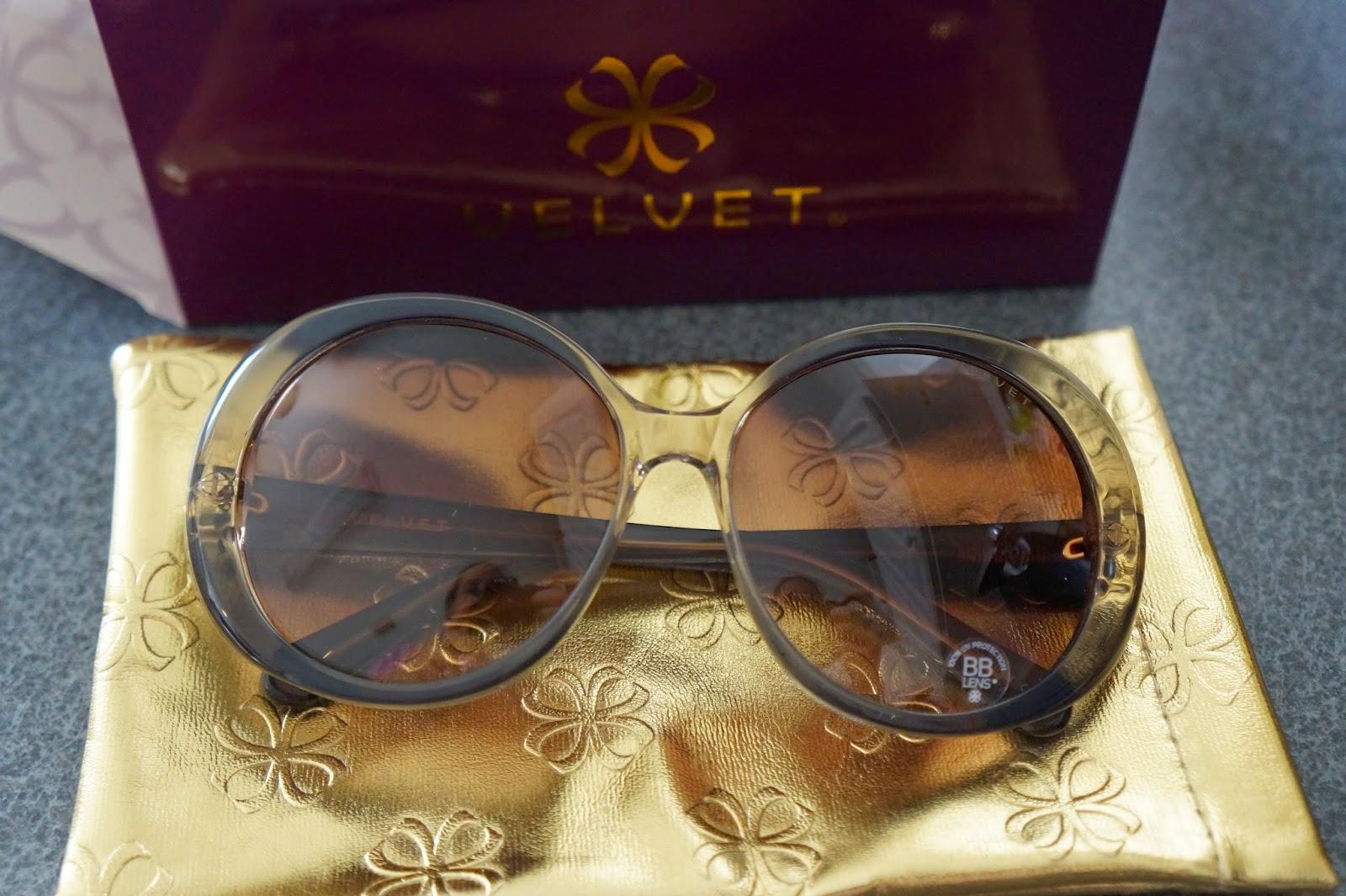 51445f6388 Andrea s World Reviews  Christmas Wishes - Velvet Eyewear Review ...