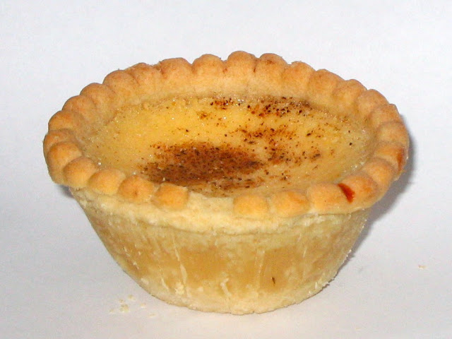 custard tart england asal mula Pie Susu Teflon