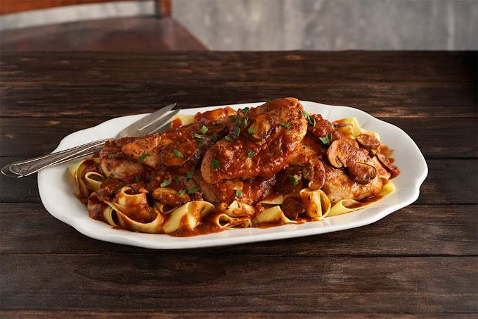 Chicken Marsala | Chicken Marsala Recipe