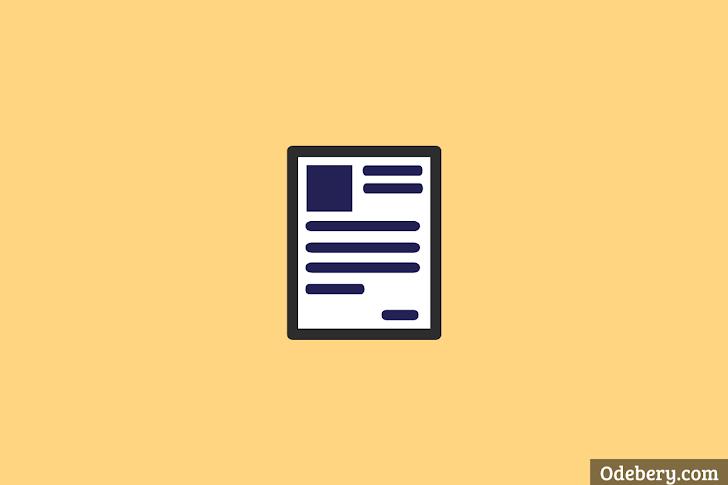 Cara Membuat CV (Curriculum Vitae) di Canva Desain Menarik
