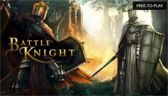 Main Game Gratis Tanpa Download - Battle Knight