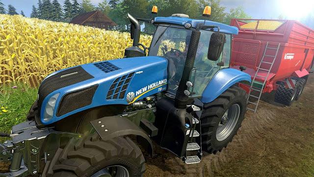 Imagem Farming Simulator 15
