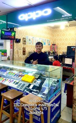 Toko HP Murah ITC Cempaka Mas Jakarta
