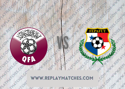 Qatar vs Panama -Highlights 14 July 2021