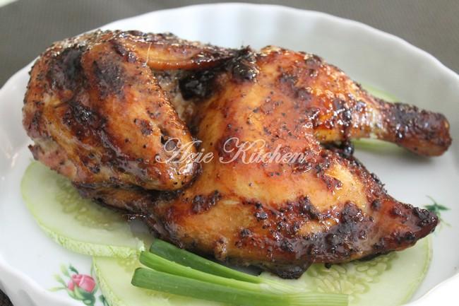 Ayam Black Paper Azie Kitchen