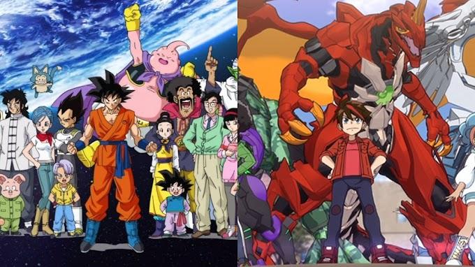 Nuevos episodios de Dragon Ball Super y Bakugan en Boing