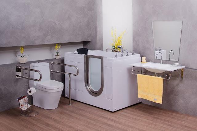 Banheiros Adaptados Pcd