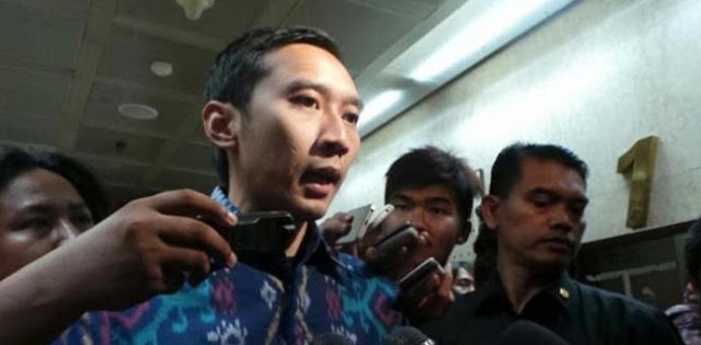 Ibas: Jokowi Susun Kabinet, Demokrat Hanya Menonton