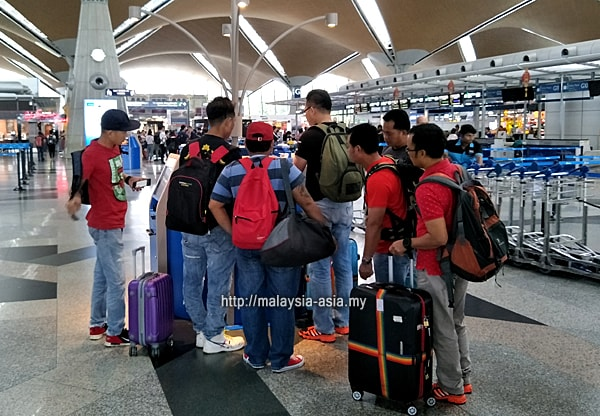 Baggage Allowance for Domestic Flights Malaysia