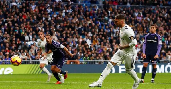 نتيجة مباراة ريال مدريد وإيبار بث مباشر 14-6-2020 الدوري الاسباني