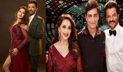 Anil Kapoor Madhuri Dixit Together In Total Dhamaal Movie