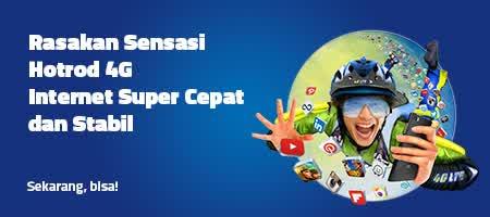 #19thBersama XL 4G-LTE, Terobosan Terbaru Jaringan Internet Cepat di Indonesia