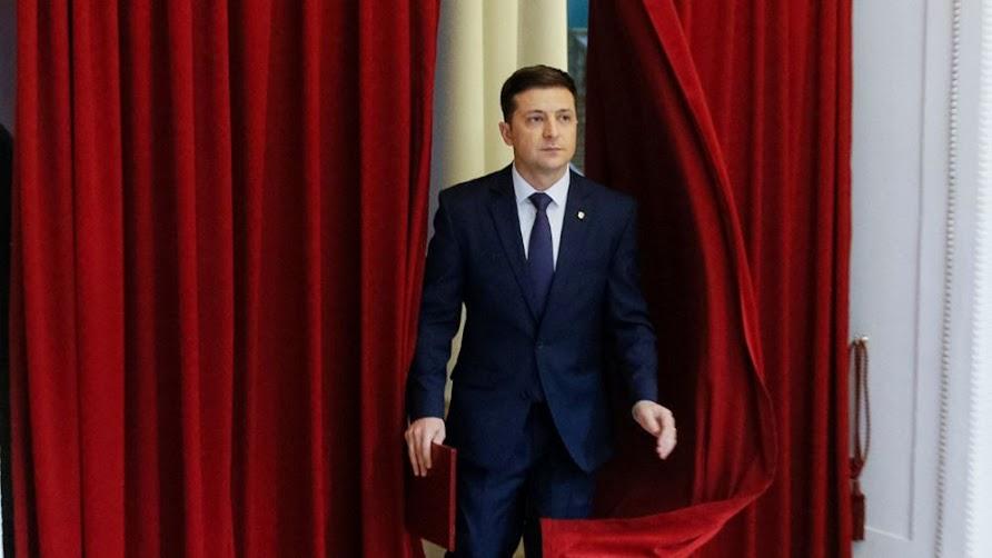 Ζελένσκι: Οι ΗΠΑ υποσχέθηκαν να στηρίξουν την Ουκρανία στη διαμάχη της με τη Ρωσία