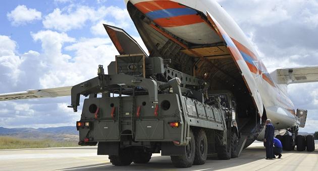 Ρωσικό υπ. Άμυνας: Οι ΗΠΑ έχουν λόγο να ανησυχούν για τα F-35 μετά την προμήθεια S-400 στην Τουρκία