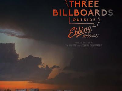 Forthcoming : Three Billboards Outside Ebbing, Missouri