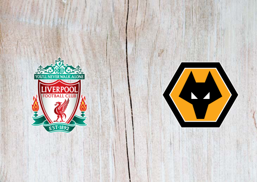 Liverpool vs Wolverhampton Wanderers -Highlights 29 December 2019