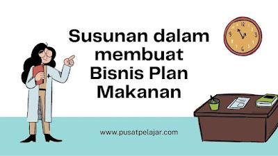 Bisnis Plan Makanan