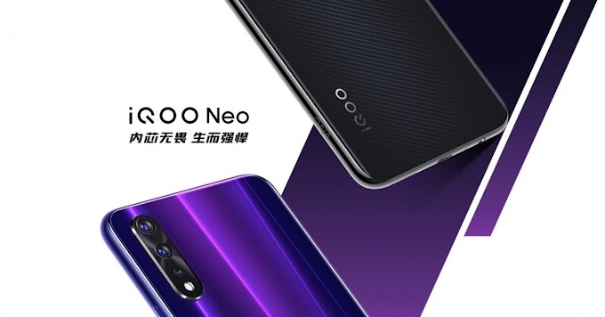 Vivo iQOO Neo Specifications, Price and Features