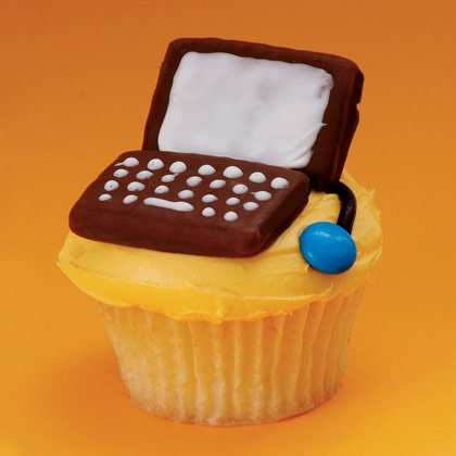 Cyber Sweets Cupcakes Recipe