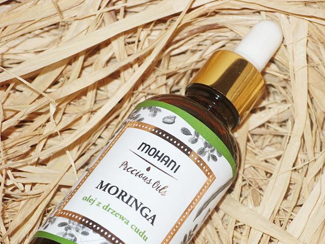 Recenzja: Moringa- olej z drzewa cudu