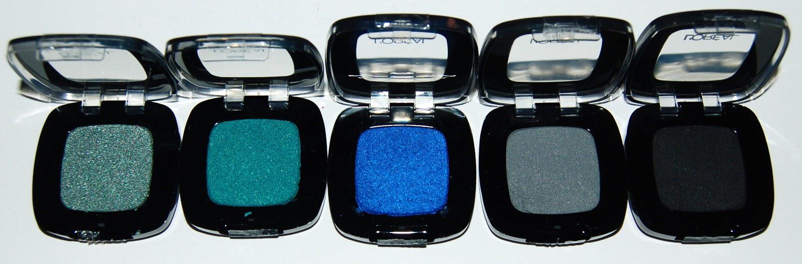 L'Oreal Colour Riche Eyeshadow Monos