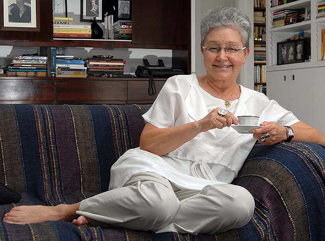 Autora Maria Adelaide Amaral tem futuro definido na Globo