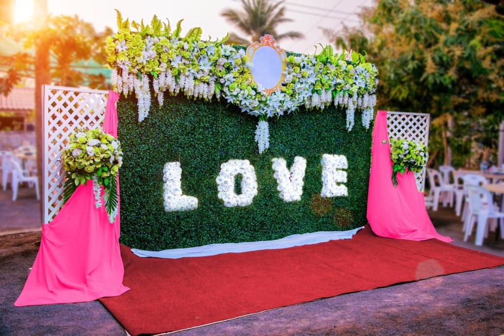 Wedding Decor Design By Mazic Door Mazic Door