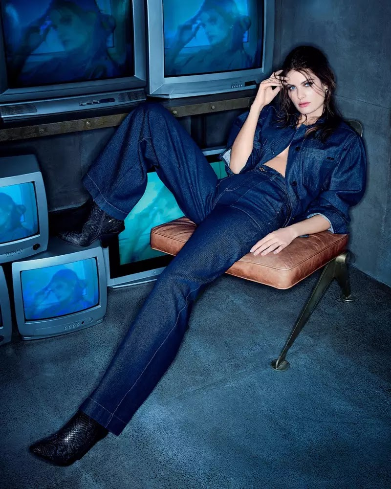 Isabeli Fontana stars in Colcci fall-winter 2020 campaign