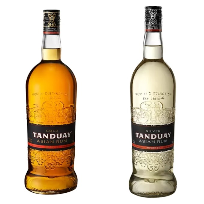Tanduay Rum Awarded Medals in Spirits Awards Belgium