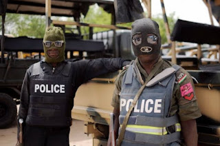 TWO FAKE POLICEMEN THAT INVADED EKITI LG CHAIRMAN HAVE BEEN ARRESTED