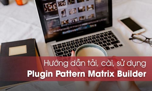 Plugin Pattern Matrix Builder cho AMOS