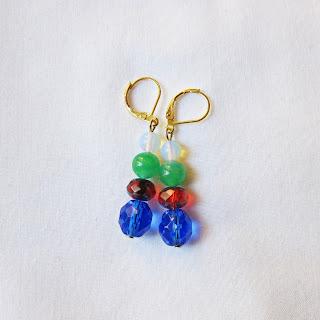 birthstone earrings jewelry jewellery diy