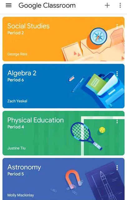 Tutorial Menggunakan Google Classroom Bagi Murid dan Guru