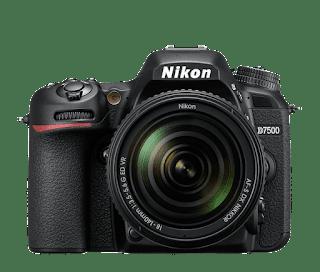 Nikon D7500 Price in India