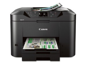Canon MAXIFY MB2300 Driver and Manual Download