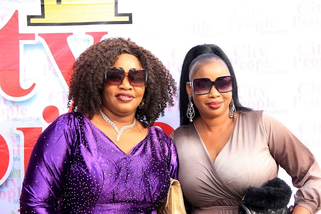 See The Glamorous & Gorgeous Women At CityPeople's An Evening With Our Matriarch's Party In LAGOS