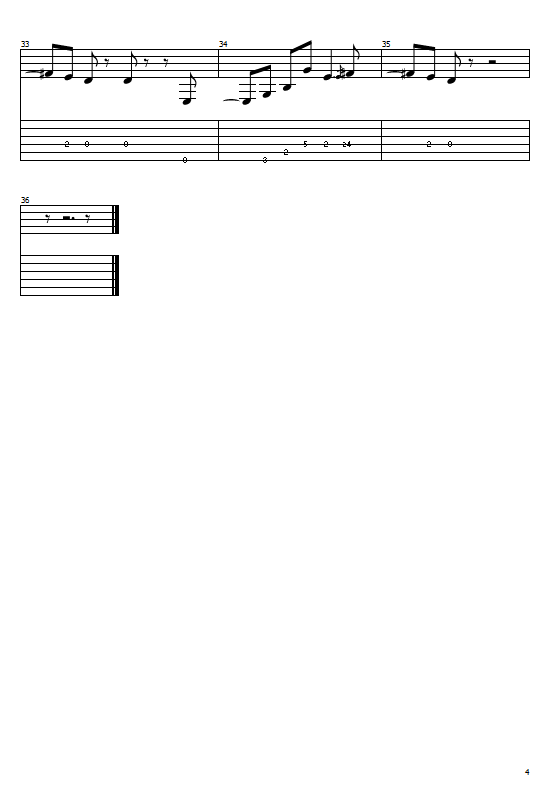 Beat It Tabs Michael Jackson - How To Play Beat It On Guitar Tabs & Sheet Online