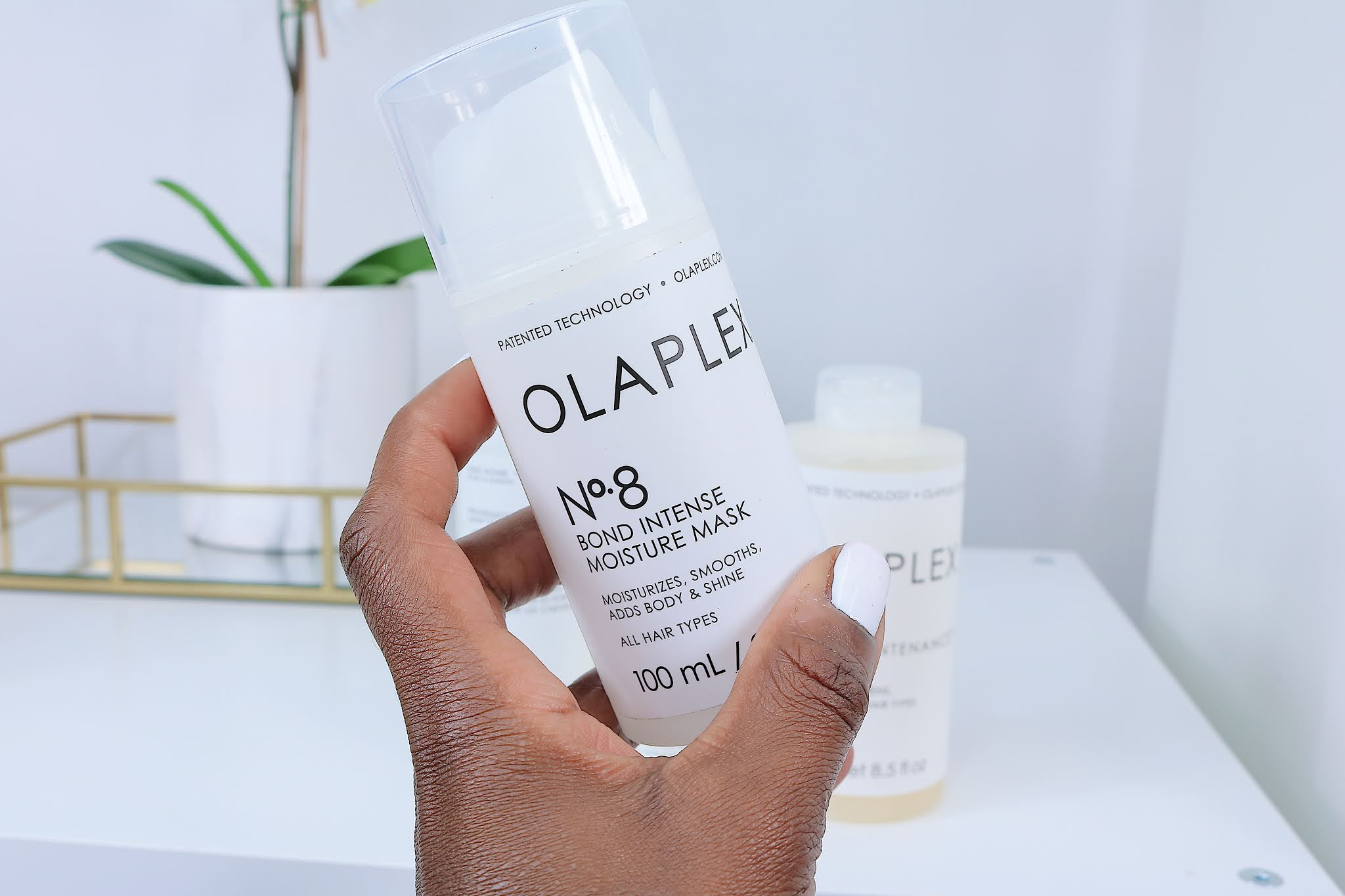 8 Things About OLAPLEX No.8 Bond Intense Moisture Mask You Didn't Know! | www.HairliciousInc.com