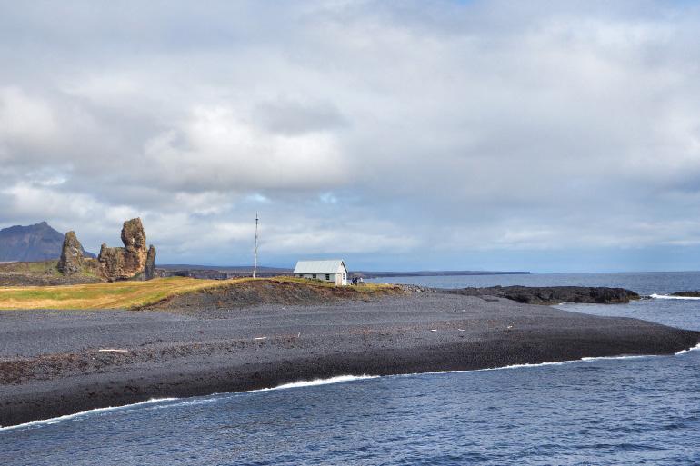 Road trip dans la péninsule de Snaefellsnes en Islande