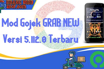 MOD GRAB NEW DRIVER NEW VERSI 5.112.0 FREE GACOR TERBARU